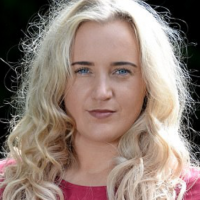 Alexa Collier, teacher and fitness trainer