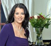Marisa Cauchi, former girlfriend of Sven-Goran Eriksson
