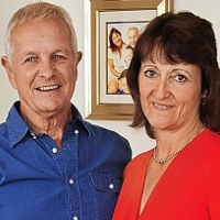 Geoff and Louise Long