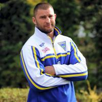 Paul Wood, former Warrington Wolves Rugby League professional